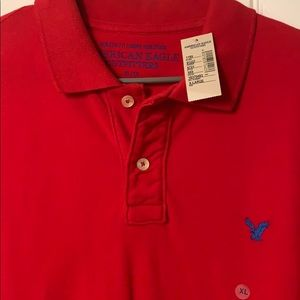 NEW! American Eagle 🦅 Two-Button Polo